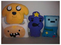 Adventure Time Pillows
