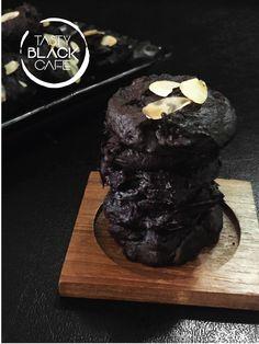 Dark choco banana cookies by Tasty Black Cafe