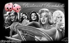 DGA-Marilyn-Monroe-Homies-Art-Cali-Life-David-G