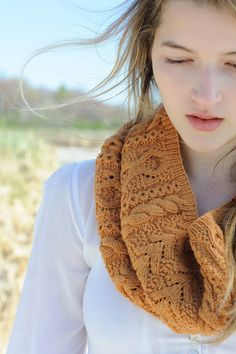 """Kilkenny cowl pattern by Pam Allen (knitting, in-the-round, cables, quince and co) ——— featured in """"New favorites: Wow 'em cowls"""" http://fringeassociation.com/2013/01/18/new-favorites-wow-em-cowls/"""