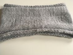 Thick snood hand made with a soft light grey wool. Can also double up as a thick headband. Very warm and cosy, perfect gift for him or her this winter. Perfect Gift For Him, Gifts For Him, Thick Headbands, Soft Light, Sell Items, Different Styles, Cosy, Hand Knitting, Lace Shorts