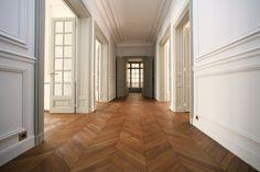 Appartement de standing à Paris-Foch | Marc Foujols