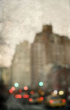 Cityscapes by Marc Yankus, via Behance
