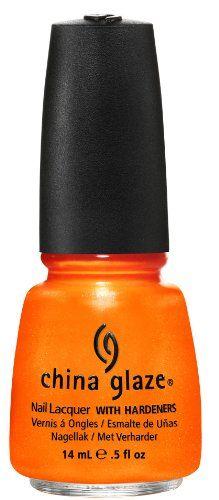 China Glaze Nail Polish, Orange You Hot, 0.5 Fluid Ounce China Glaze http://www.amazon.com/dp/B0083UFD0Q/ref=cm_sw_r_pi_dp_MMWTtb01GGGZESF4 4.85 with free shipping