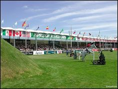 Spruce Meadows, one of the most prestigious and beautiful shows in the world!