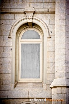 """Window of Truth"" Salt Lake City, Utah LDS Temple http://reflectedpixel.zenfolio.com/ldstempleart/e8d9baa2"