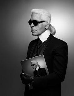 'Karl Lagerfeld, Visual Journey' at the Pinacothèque de Paris London Fashion Weeks, New York Fashion, Fashion Art, Paris Fashion, Fashion News, Mens Fashion, Fashion Trends, Icon Fashion, Fashion Images