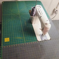 DIY ~ Inset Sewing Machine Table