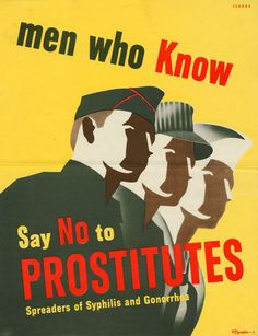 A Public Service poster