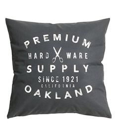 Old Fashion French Vintage Accent Decorative 100% Cotton Canvas Throw Pillow Cover Cushion 20-by-20-inch Printed Text Script (Charcoal Grey) SweetyPie. http://www.amazon.com/dp/B015JBZD4M/ref=cm_sw_r_pi_dp_DeJiwb1T4M21H
