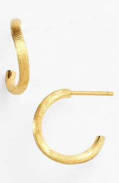 Marco+Bicego+'Delicati'+Hoop+Earrings+available+at+#Nordstrom