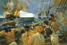 norman lindsay pirates - Google Search