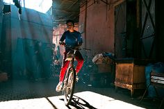 Marrakech -    Thanks for the kind messages wondering where I've been and why I haven't been uploading. I spent the past week in Morocco, and decided to travel l...