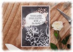 Blütenfantasie Erinnerungen und Mehr Petals and More Stampin' Up!
