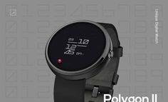 """Creative Pick: Seunghyun Kang #6, Wearable Watch Design Polygon II It has been a while since we feature the works by Creative Pick Seunghyun Kang. We are glad that he is back with a new project – Polygon II Just from the tagline """"In a sensuous font. Sensuous digital watch"""" we reckon this is a …"""