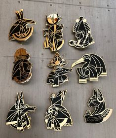 Triangle Art is raising funds for Greek Pantheon Hard Enamel pins on Kickstarter! Triangle Art is creating a set of Greek Mythological hard enamel pins. Hard Enamel Pin, Pin Enamel, Jacket Pins, Anubis, Cool Pins, Pin And Patches, Metal Pins, Pin Badges, Pin Collection