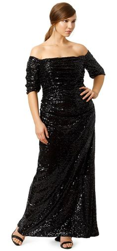 36 Plus Size Wedding Guest Dresses {with Sleeves | Wedding guest ...