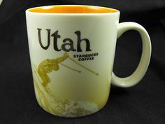 utah starbucks coffee  mug