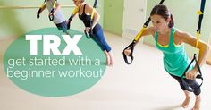 TRX for beginners. Start today!