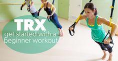 TRX for beginners. Start today!