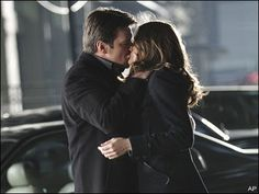 Castle and Beckett   Finally together!