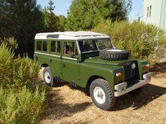 1962 Land Rover 109 IIA
