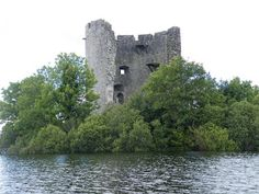 O'Reilly Castle  Lough Erne, County Cavan, Ireland