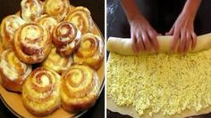 Ideas for cookies dough recipe cake Hungarian Recipes, Russian Recipes, Cookie Dough Recipes, Cake Recipes, Homemade Cream Recipe, Slow Cooker Recipes, Cooking Recipes, Cooking Bacon, Romanian Desserts