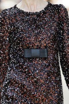 See detail photos for Chanel Fall 2017 Couture collection.
