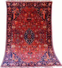 206x126 cm Afghan Turkmen Nomaden Khal Mohammadi Teppich orientteppich Rug NO506