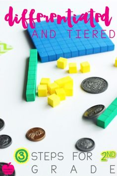 Differentiating Can Begin with these 3 Steps {and a Contest} | A Modern Teacher