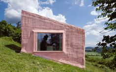 Small Houses Big Time Book How Architects Are Reimagining Space Living Architectural Digest Architecture Design, Architectural Design House Plans, Architectural Digest, Unusual Buildings, Small Buildings, Small Houses, Crazy Houses, Design Seeds, Zaha Hadid