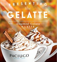 Introducing The GeLatte for Fall 2013