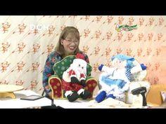 Santa en sillon 2ª parte - YouTube Holiday Crafts, Toddler Bed, Santa, Xmas, Youtube, Diy, Papa Noel, Fabric Dolls, Feltro