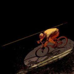 Rad Bike illustration for theridejournal by Matt Taylor