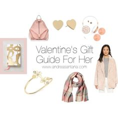Valentine's Day Gift Guide for Her.  A special guide to the trendy color of 2016, nominated by Pantone. The rose quartz!  Check out the Andrea Santana Blog for more.