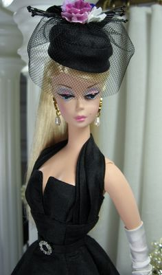 Cocktail Hour for Silkstone Barbie/Fashion Royalty and similar size dolls on Etsy now
