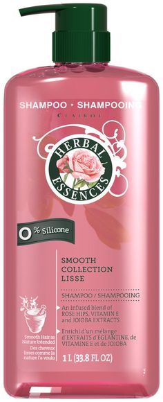 Pin for Later: 100 Iconic Products You Need to Check Off Your Beauty Bucket List Herbal Essences Smooth Collection Shampoo