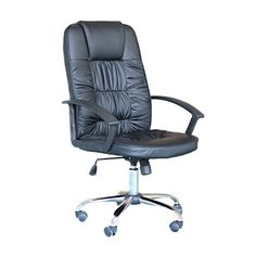 aspera 10 executive office nappa leather brown. ebs executive highback office chair computer desk seat height adjustable chrome base pu aspera 10 nappa leather brown a