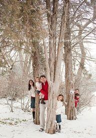 christmas card family photo ideas - Google Search