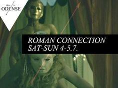 De er skøre, de romere! Den Romerske Forbindelse på Møntergården - nu også med gladiatorer. Læs anbefalingen på: http://www.thisisodense.dk/da/19432/de-er-skoere-de-romere