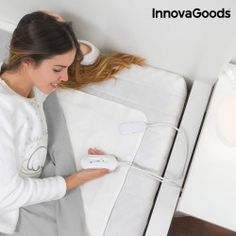 InnovaGoods Electric Blanket 80 x 150 cm-Teknashop