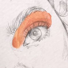 Eye Tutorial Realistic Colored Drawing Stages You are in the right place about eye drawing step by step Here we … Watercolor Eyes, Watercolor Paintings, Paintings Of Eyes, Acrylic Face Painting, Watercolor Portraits, Pintura Graffiti, Arte Sketchbook, Sketchbook Ideas, Sketchbook Inspiration