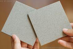 countertop series 3 - eco (cosentino):  crystal ash