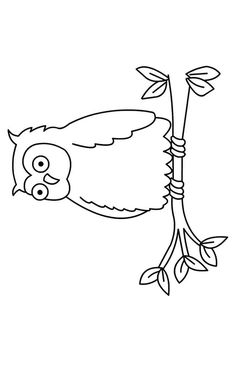Top 25 Owl Coloring Pages Your Toddler Will Love To Color