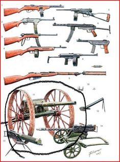 Military Photos, Military Weapons, Military Art, Military History, Rifles, Ww2 Weapons, Battle Rifle, Gun Art, Military Diorama