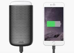 Oubliez la prise électrique, rechargez votre smartphone avec de l'eau