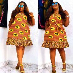 15 Stunning Ankara Styles For Women - Ankara Dress Styles 2020 African Dresses For Kids, Latest African Fashion Dresses, African Dresses For Women, African Maxi Dresses, African Print Fashion, African Attire, Ankara Fashion, Africa Fashion, African Prints