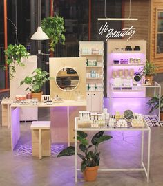 "URBAN OUTFITTERS, Orange County, Los Angeles, California, ""UO Beauty"", photo by Katy Audette, pinned by Ton van der Veer"