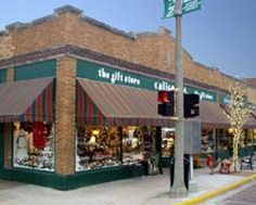 Calico Cat  Galesburg Il. One of my first jobs and a favorite place to shop!